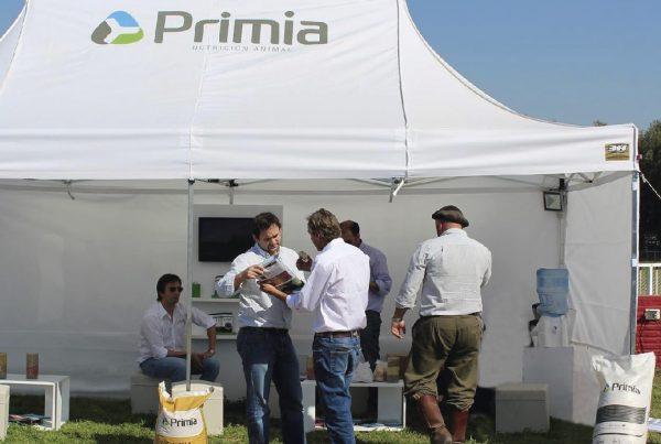 Stand PRIMIA 2015
