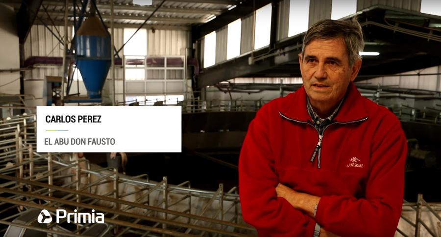 Primia Nutricion Animal - Tambo - El abu don fausto - Carlos Perez