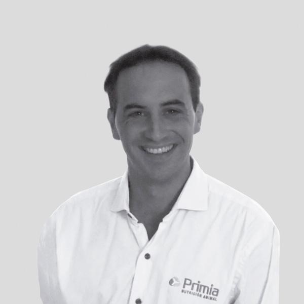 Jose Botta Técnico Comercial Primia Nutrición Animal