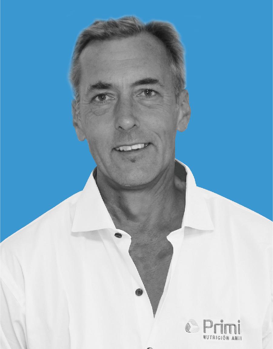Santiago Harffen Gerente de Ventas - Primia